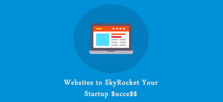 startup promotion websites