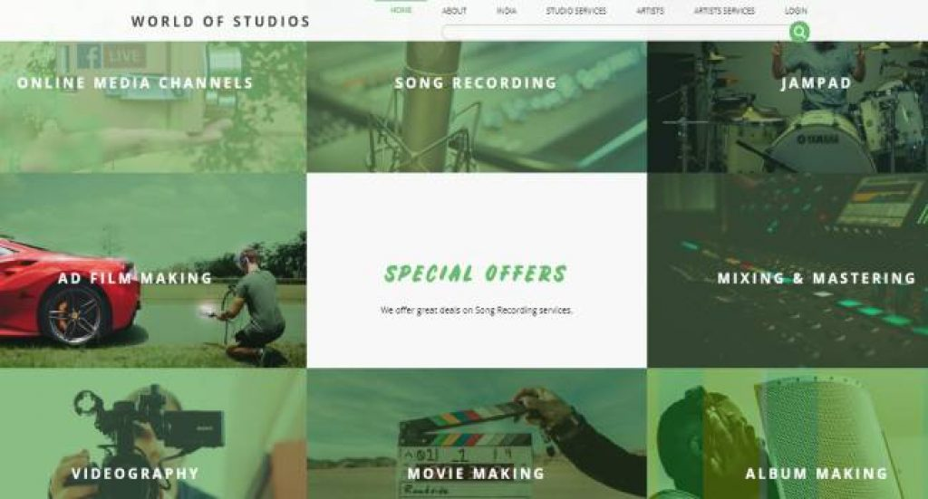 World of Studios
