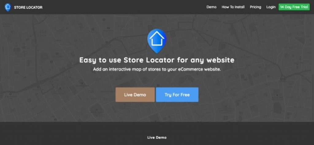 Your store locator