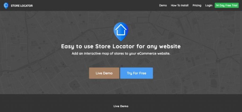 Your store locator