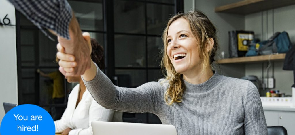hiring as a startup