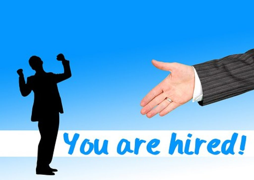 hiring process in startup