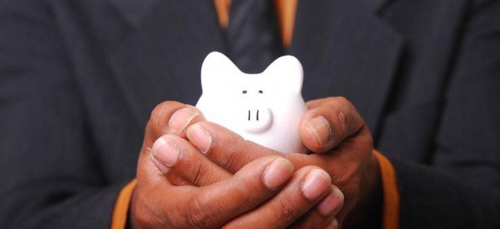 save money in startup